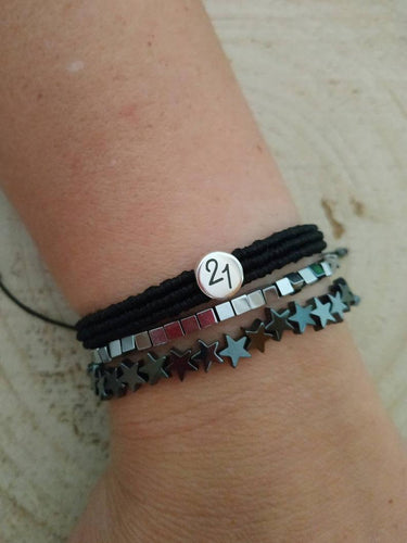 2021 Happy New Year bracelet