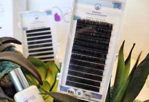 Oasis 1-Second Volume Lashes