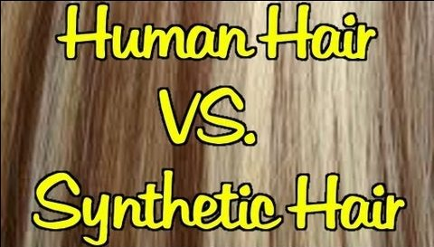 Which One Will You Prefer, Synthetic Hairs Or Human Hairs?
