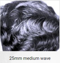 MEDIUM WAVE (25MM)
