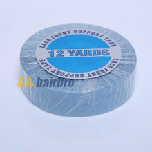Load image into Gallery viewer, 3/4 inches X 12 Yard Double Side Lace Front Support Tape Roll