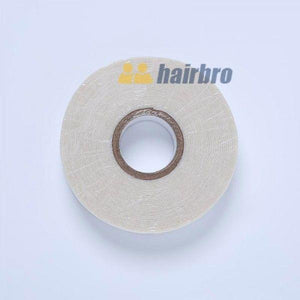 "Double Side White Walker No Shine 3/4""X 12 Yard Roll Hair Replacement System Tape"