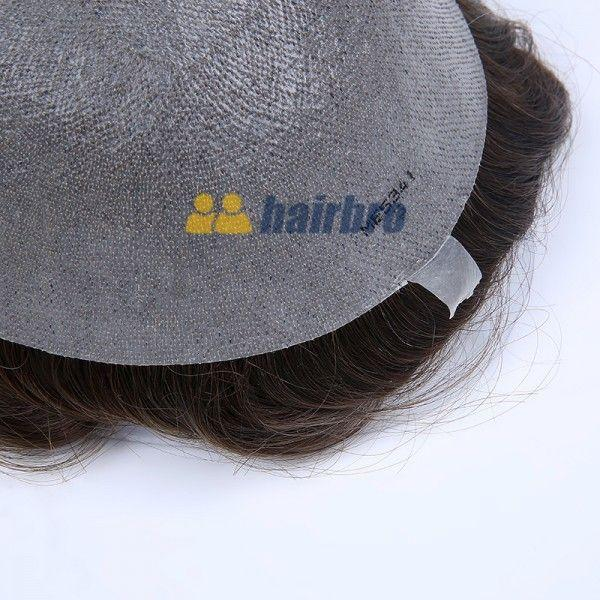 Load image into Gallery viewer, 0.10mm Super Thin Hair System Transparent Skin Base All Over Toupee