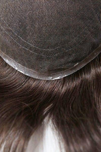 Lace Base With PU Side and Back Hair Replacement System