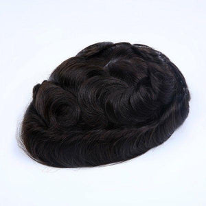 0.03mm Super Thin Skin All Over Toupee For Men