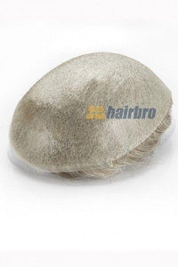 0.05mm Full Thin Transparent Poly Hair Replacement System