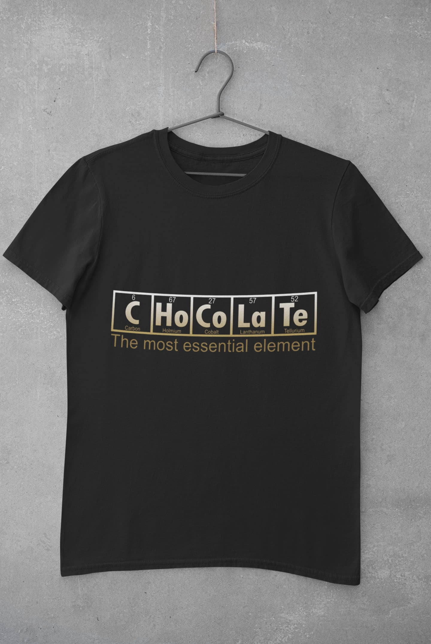 Chocolate Element Tee