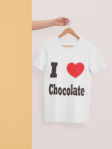 I Love Chocolate Tee