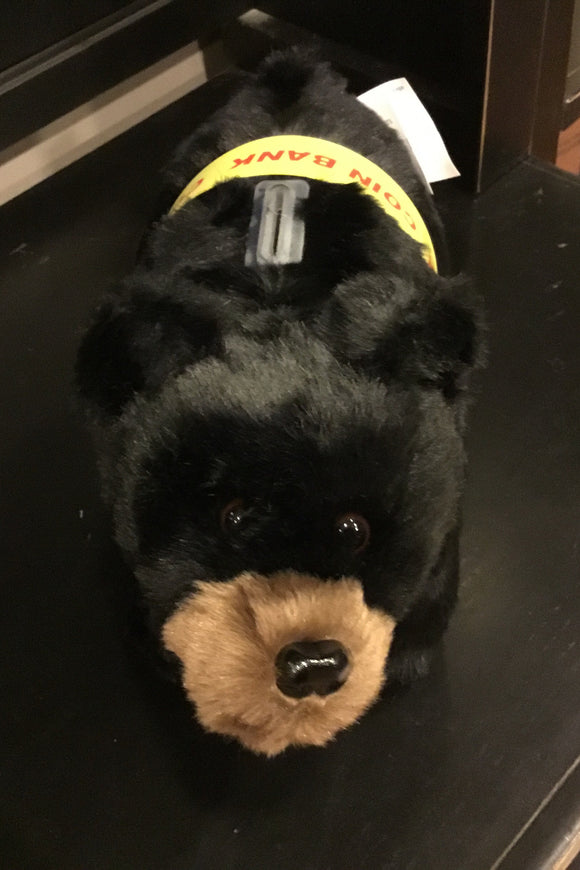 Bear Coin Bank