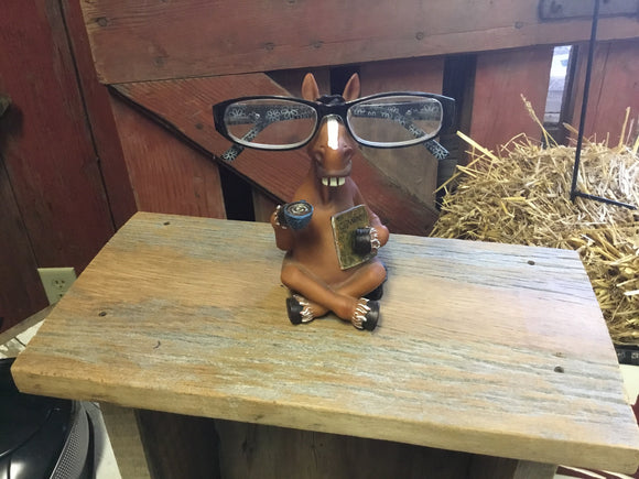 Horse Eyeglass Holder