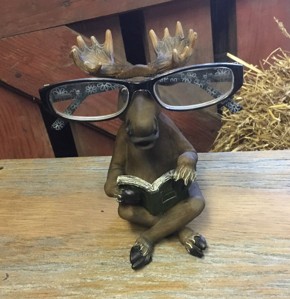 Moose Eyeglass Holder