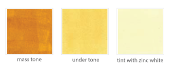 Transparent Yellow Oxide