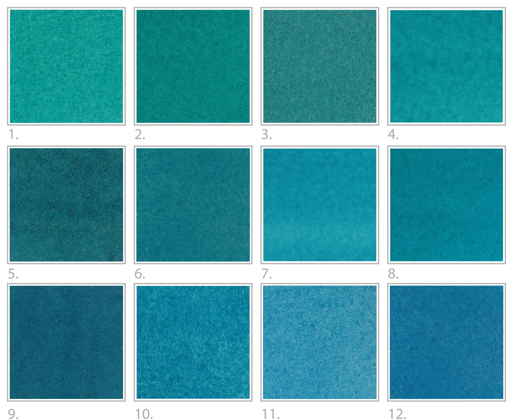 News kroma artist 39 s acrylics - Is turquoise green or blue ...