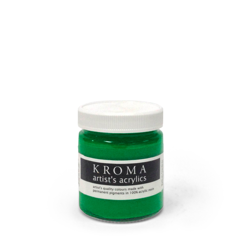 cobalt green - 125ml jar