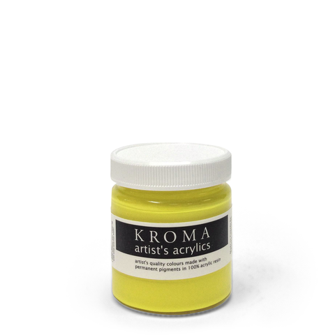cadmium lemon yellow - 125ml jar