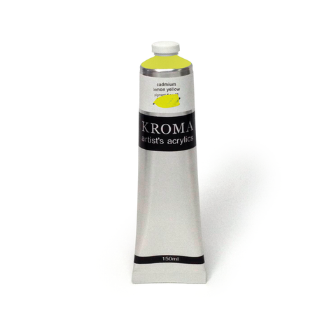 cadmium lemon yellow - 150ml tube