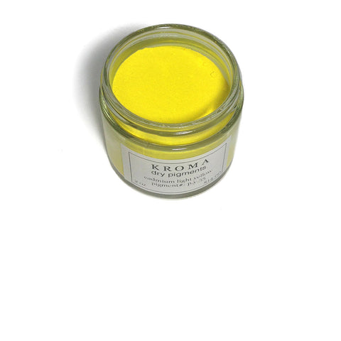 cadmium light yellow (p.y.35)