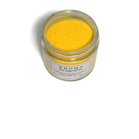 cadmium medium yellow (p.y.37)