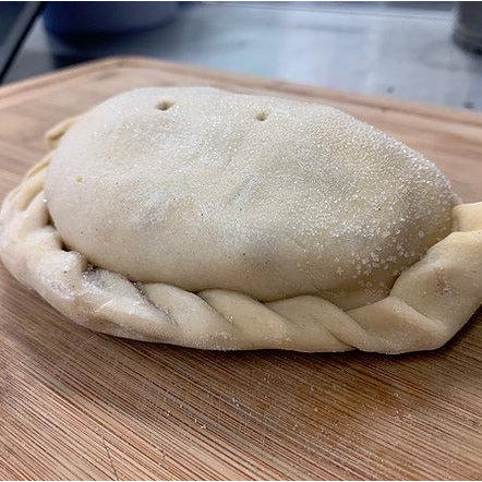 3 Cheese, Onion & Celeriac Pasty (Frozen) Pasty Popti & Beast