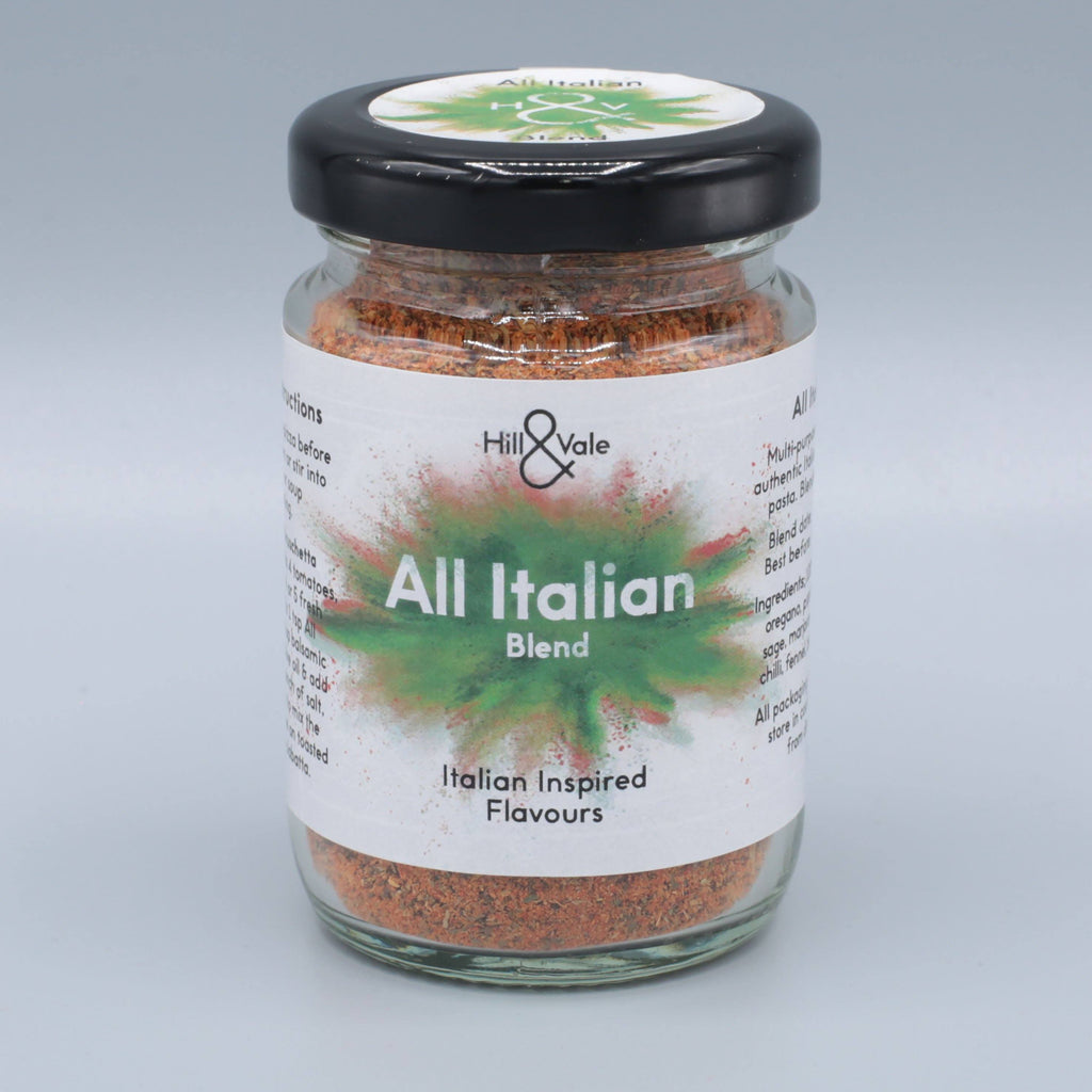 All Italian Blend Herbs & Spices Hill & Vale
