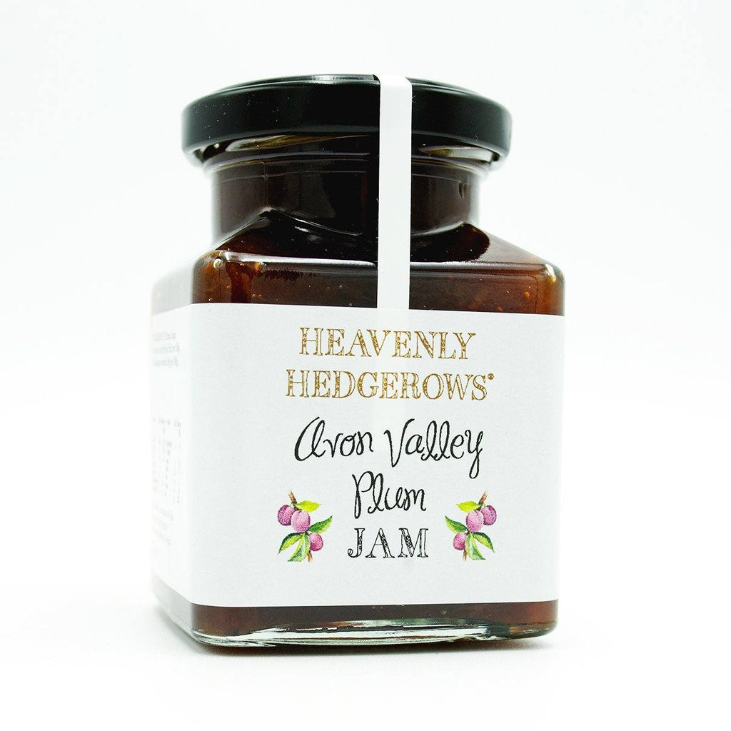 Avon Valley Plum Jam Jams & Preserves Heavenly Hedgerows
