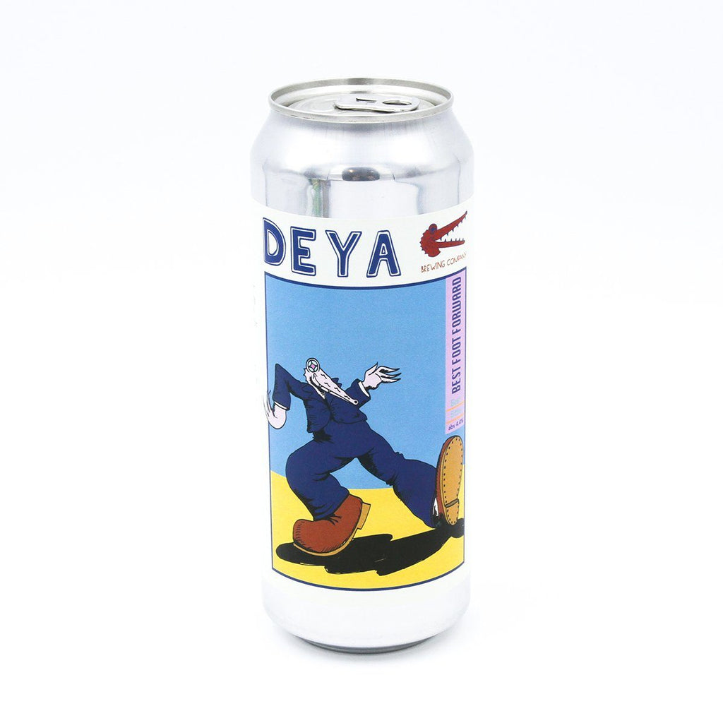 Best Foot Forward Beers DEYA Brewing Company