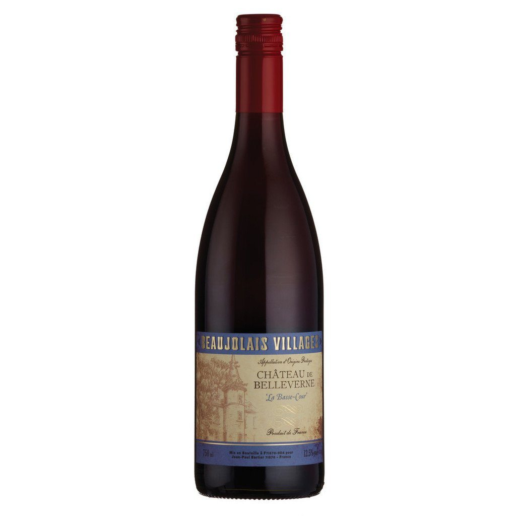 Chateau de Belleverne, Beaujolais Villages Wine Monty Wines