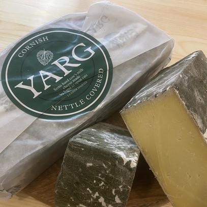 Cornish Yarg Cheese Seven Sisters Deli