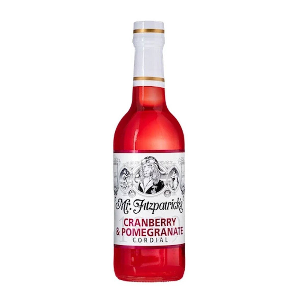 Cranberry & Pomegranate Cordial Soft Drinks Mr Fitzpatrick's