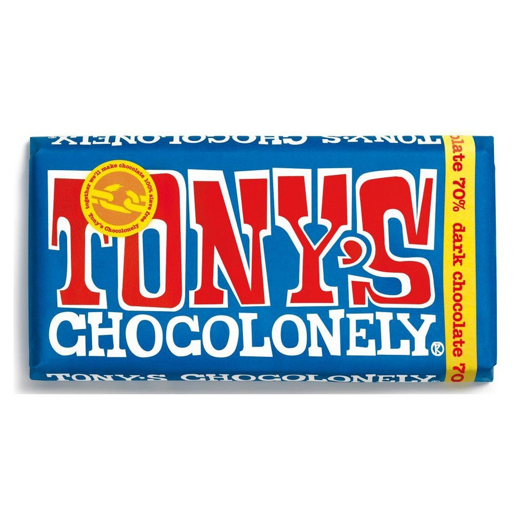 Dark Chocolate Confectionary - Sweets Tony's Chocolonely