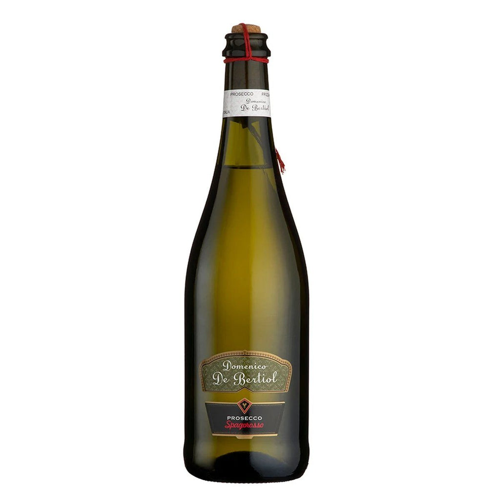 Domenico de Bertiol Prosecco Frizzante 'Spagorosso' Wine Monty Wines