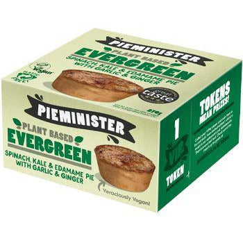 Evergreen Pie Pie Pieminister