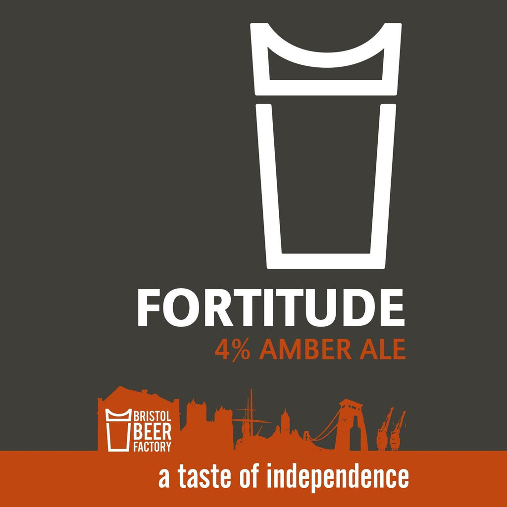 Fortitude Mini Tin Beers Bristol Beer Factory