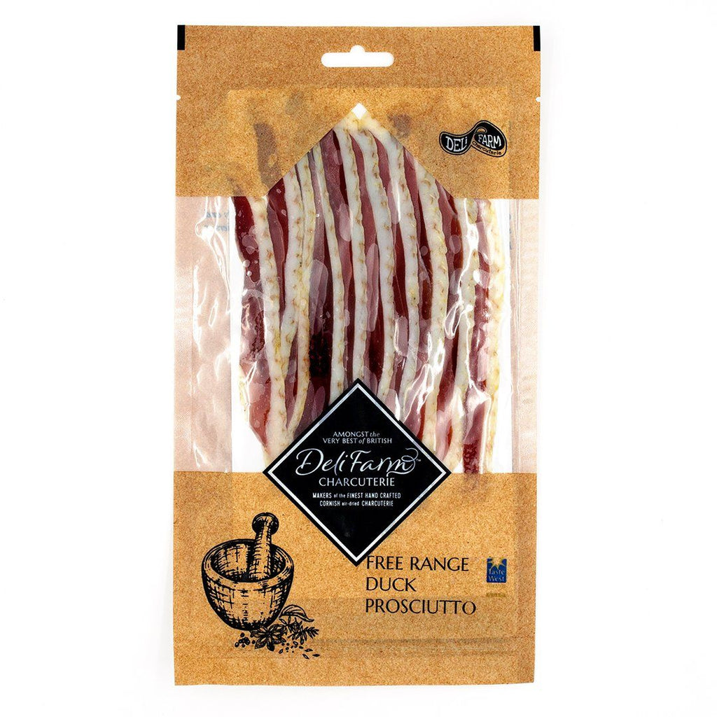 Free Range Duck Prosciutto Cured Meat Deli Farm Charcuterie