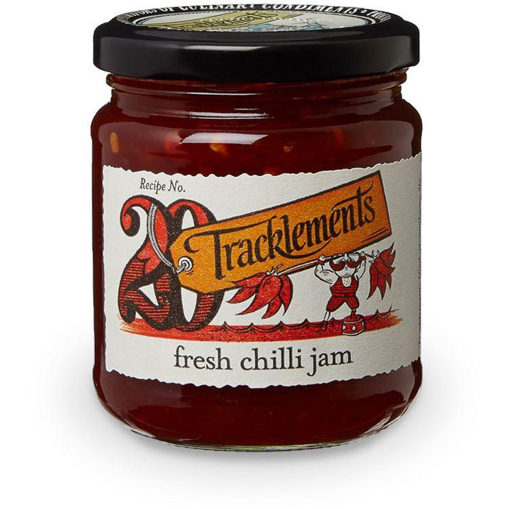 Fresh Chilli Jam Condiments Tracklements