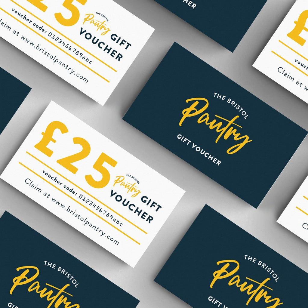 Gift Card Gift Card The Bristol Pantry