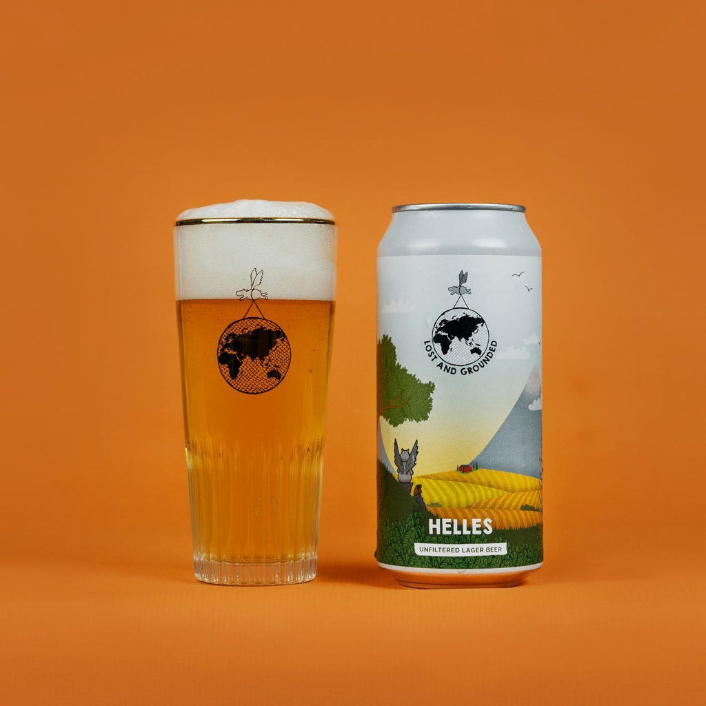 Helles Beers Lost and Grounded Brewers