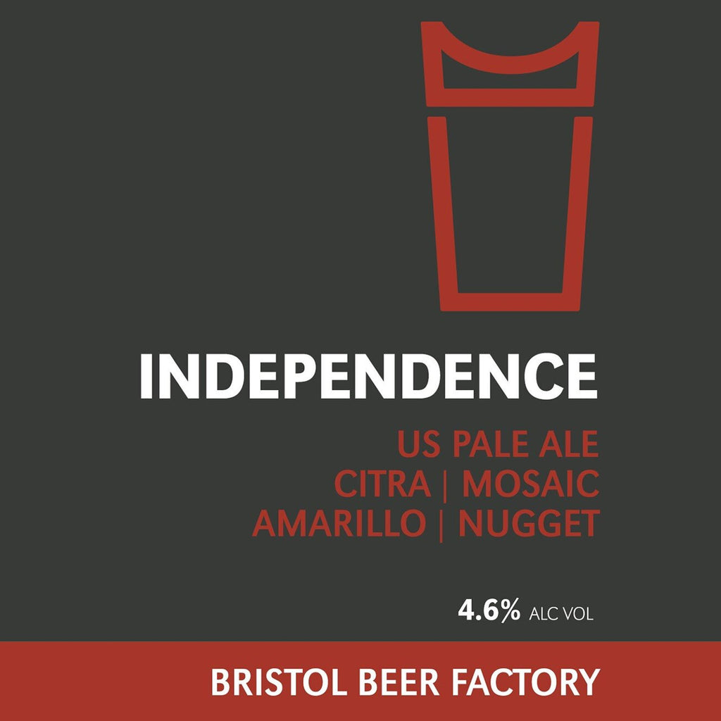 Independence Mini Tin Beers Bristol Beer Factory