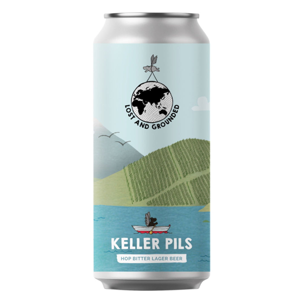Keller Pils Beers Lost and Grounded Brewers