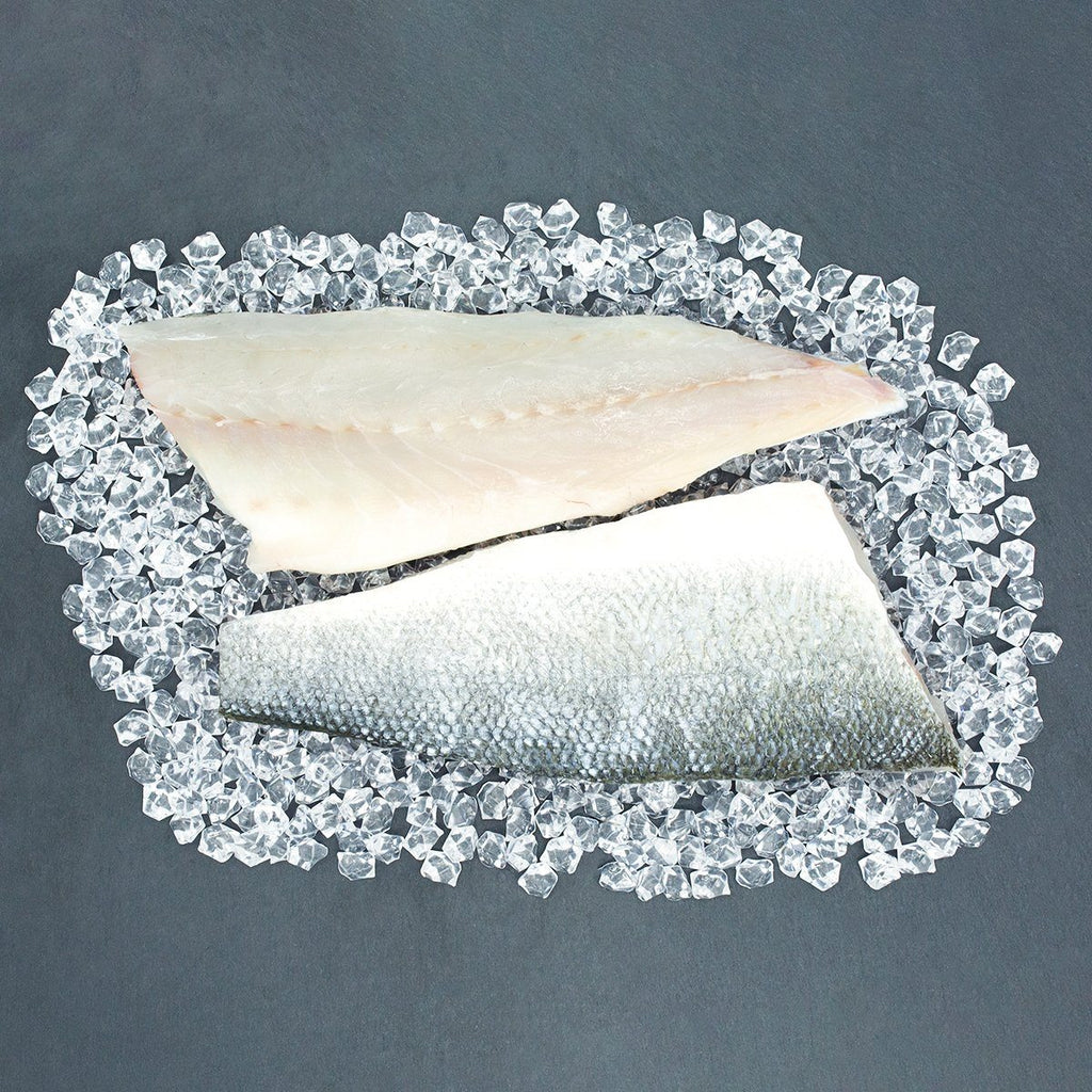Large Farmed Sea Bass Fillets Seafood Clifton Seafood