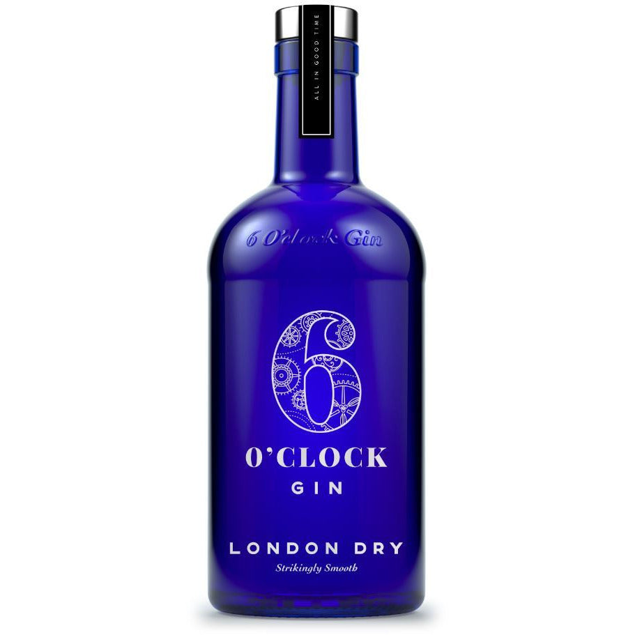London Dry Spirits & Liqueurs 6 O'clock Gin
