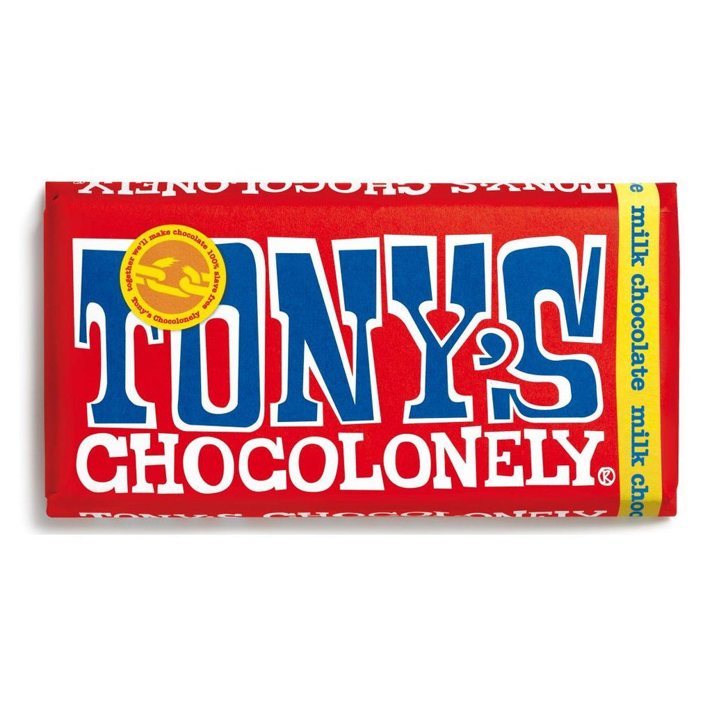Milk Chocolate Confectionary - Sweets Tony's Chocolonely