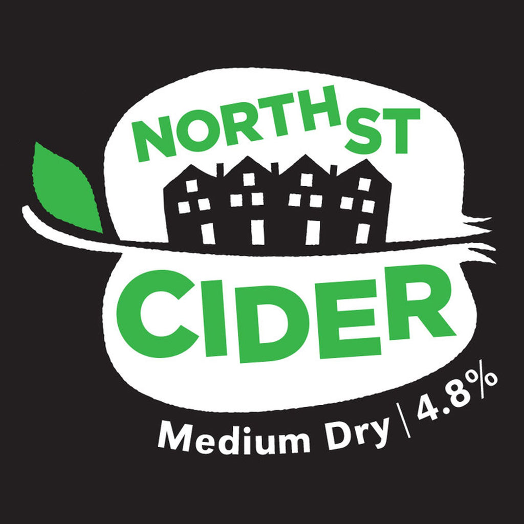 North Street Cider Mini Tin Cider Bristol Beer Factory