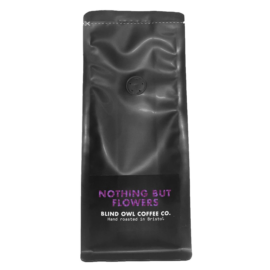 Nothing But Flowers - House Blend Coffee Blind Owl Coffee