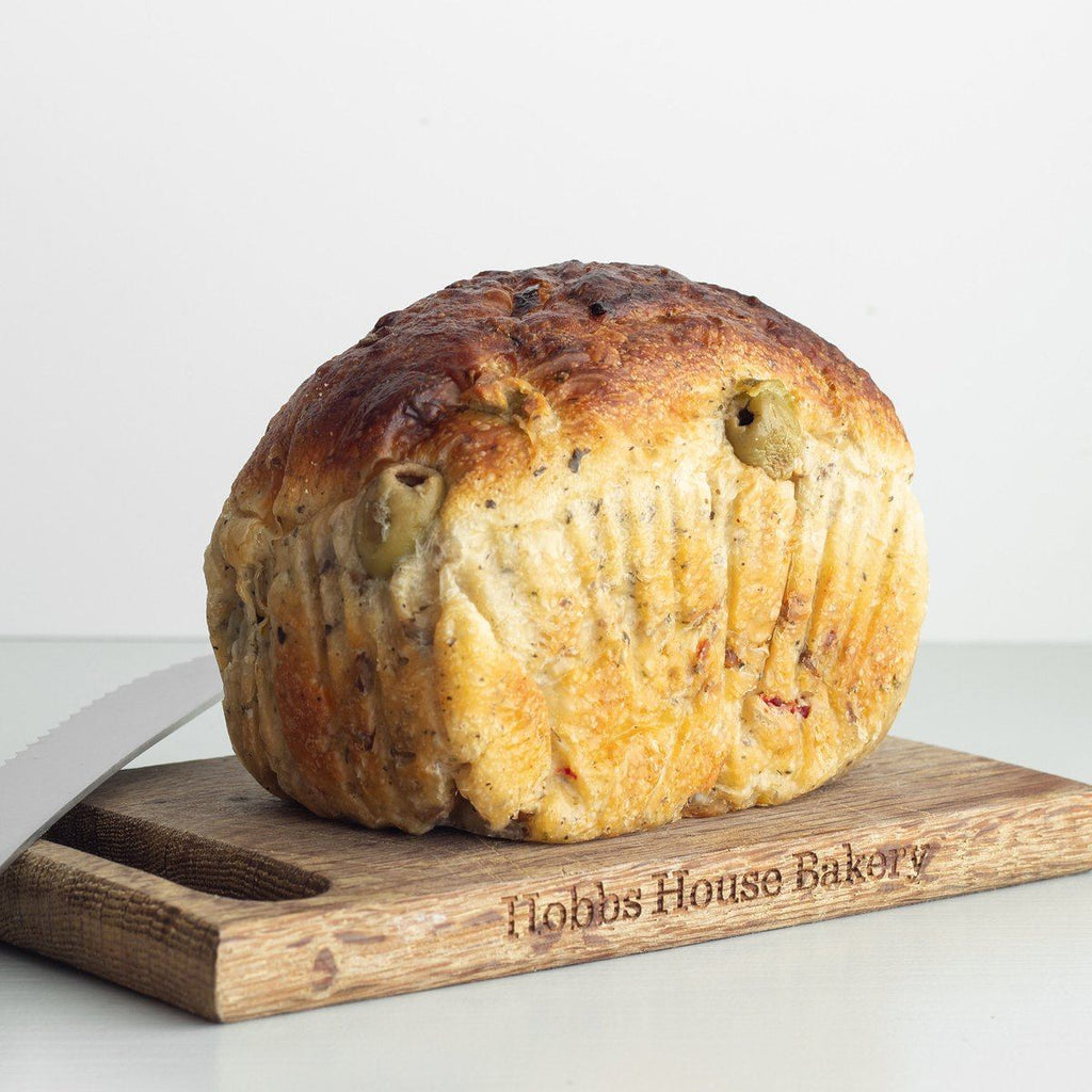 Olive Loaf Bread Hobbs House Bakery