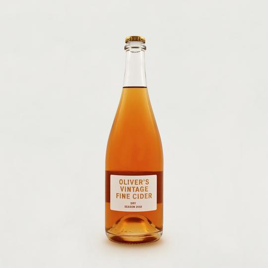 Oliver's Vintage 2018 Perry Oliver's Cider and Perry