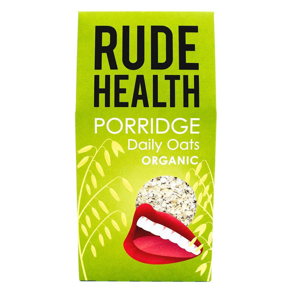 Organic Daily Oats Porridge Cereal Rude Health