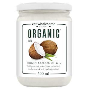 Organic Extra Virgin Coconut Oil Oil Eat Wholesome