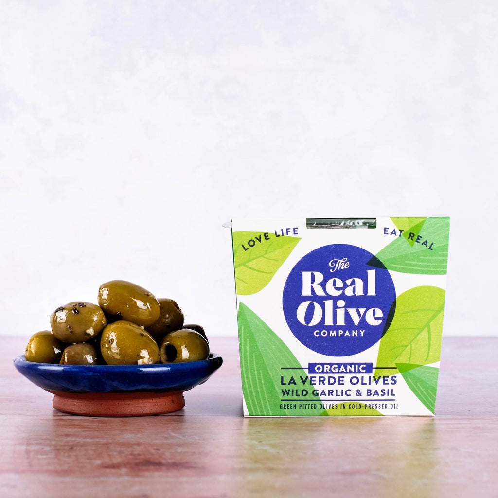 Organic La Verde Olives Olives The Real Olive Company