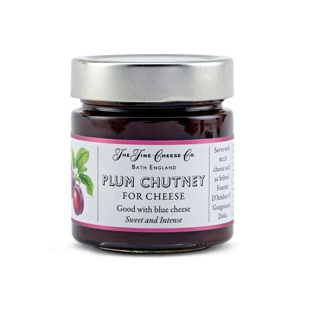 Plum Chutney Condiments The Fine Cheese Co.